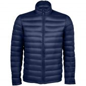Куртка мужская WILSON MEN темно-синяя, размер XL