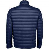 Куртка мужская WILSON MEN темно-синяя, размер M