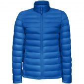 Куртка женская WILSON WOMEN ярко-синяя, размер L