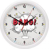 Часы настенные разборные Idea, белый, арт. 016469103