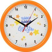 Часы настенные разборные Idea, оранжевый, арт. 016468703