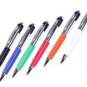 Флешка в виде ручки с мини чипом, 32 Гб, зеленый/серебристый (32Gb), арт. 016550603