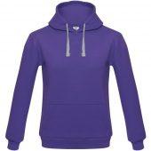 Толстовка с капюшоном Unit Kirenga фиолетовая, размер XXL
