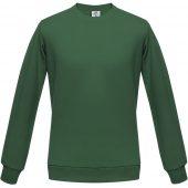 Толстовка Unit Toima Heavy темно-зеленая, размер M
