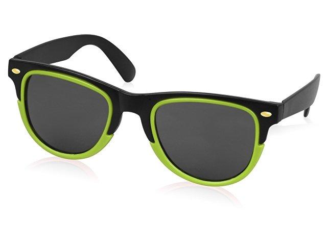 f9d036b1dee8 Очки солнцезащитные Rockport, черный/лайм, арт. 016544203 оптом под логотип