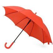 Зонт-трость Edison, полуавтомат, детский, красный, арт. 016363903