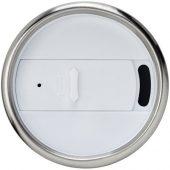 Термостакан Elwood c изоляцией, серебристый/белый, арт. 016666903