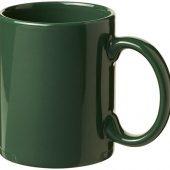 Керамическая кружка Santos, зеленый, арт. 016667303