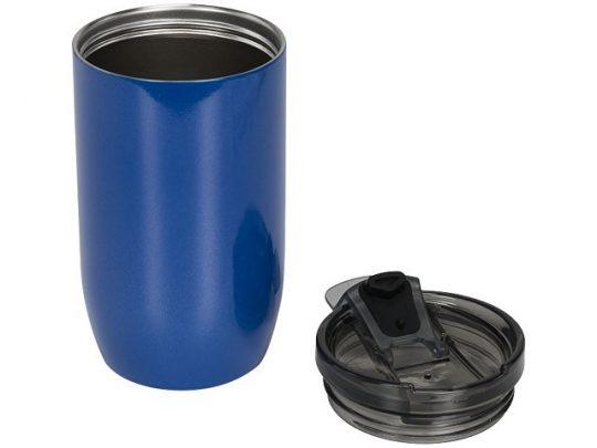 Герметичный термос Lagom 380 мл с медной вакуумной изоляцией, синий, арт. 016671403