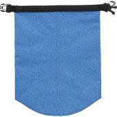 Туристический 5-литровый водонепроницаемый мешок, синий яркий, арт. 016673103