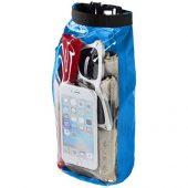 Туристическая водонепроницаемая сумка объемом 2 л, чехол для телефона, голубой, арт. 016674603