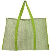 Пляжная складная сумка-тоут и коврик Bonbini, лайм, арт. 016674903