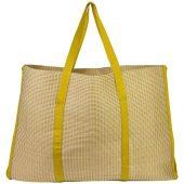 Пляжная складная сумка-тоут и коврик Bonbini, желтый, арт. 016675103