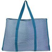 Пляжная складная сумка-тоут и коврик Bonbini, голубой, арт. 016675203
