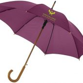 Зонт Kyle полуавтоматический 23, бургунди, арт. 016665403