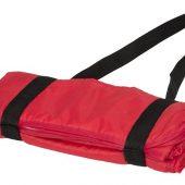Плед Picnic с ремнем для переноски, красный, арт. 016679103