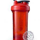 Спортивный шейкер Pro24 Full Color, красный