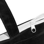 Нетканая сумка-тоут Privy с короткими ручками и застежкой-молнией, арт. 016853103