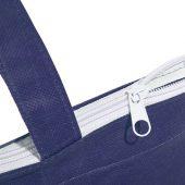 Нетканая сумка-тоут Privy с короткими ручками и застежкой-молнией, арт. 016853203