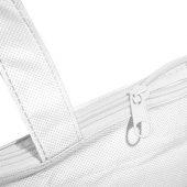 Нетканая сумка-тоут Privy с короткими ручками и застежкой-молнией, арт. 016853303