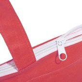 Нетканая сумка-тоут Privy с короткими ручками и застежкой-молнией, арт. 016853503