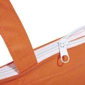 Нетканая сумка-тоут Privy с короткими ручками и застежкой-молнией, арт. 016853703