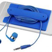 Проводные наушники и силиконовый бумажник для телефона, арт. 016811303
