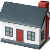 Антистресс Helene в форме дома, белый/серый, арт. 016882603