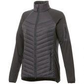 Женская утепленная куртка Banff, серый графитовый (XL), арт. 016756603