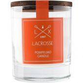 Свеча ароматическая в стекле Грейпфрут, оранжевый, арт. 016736803