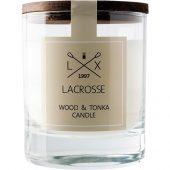 Свеча ароматическая в стекле Дерево & Тонка, бежевый, арт. 016736903