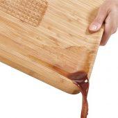 Доска разделочная Cut & Carve Bamboo, натуральный, арт. 016739203