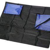 Коврик для пикника Perry, черный/синий, арт. 016944303