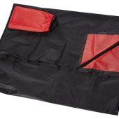 Коврик для пикника Perry, черный/красный, арт. 016944403