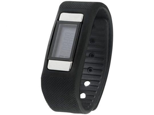 Часы-шагомер Get-Fitter, черный, арт. 017056803