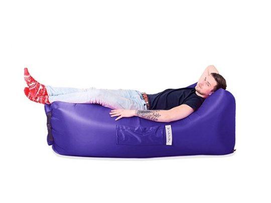 Надувной диван БИВАН 2.0, фиолетовый, арт. 016939803