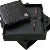 Набор Ungaro: портмоне, ручка шариковая, арт. 016962803