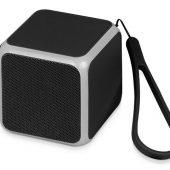 Портативная колонка Cube с подсветкой, черный, арт. 016988203