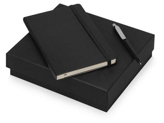 Подарочный набор Moleskine Picasso с блокнотом А5 и ручкой, черный, арт. 017065603