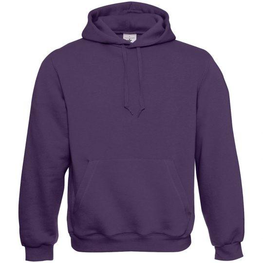 Толстовка Hooded фиолетовая, размер L