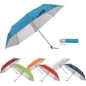 Зонт складной Silverlake, оранжевый