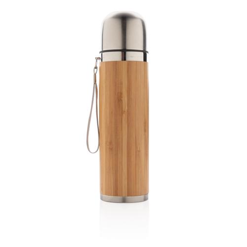 Герметичный вакуумный термос для путешествий Bamboo, 450 мл, арт. 017148606