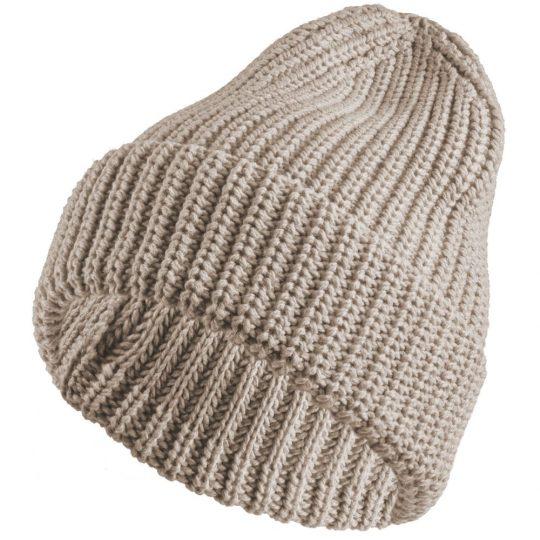 Набор Nordkyn: шапка и снуд, бежевый
