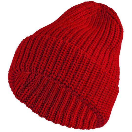 Набор Nordkyn: шапка и снуд, красный