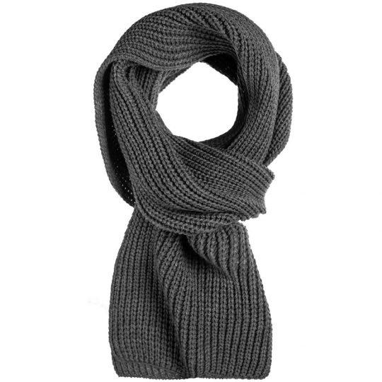 Набор Nordkyn Full Set с шарфом, серый, размер M