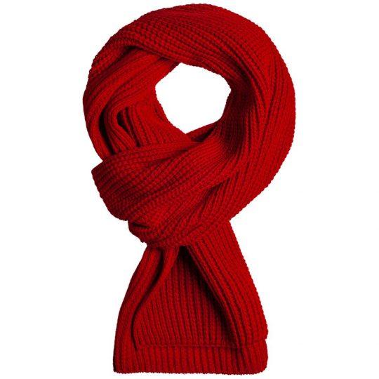 Набор Nordkyn Full Set с шарфом, красный, размер M
