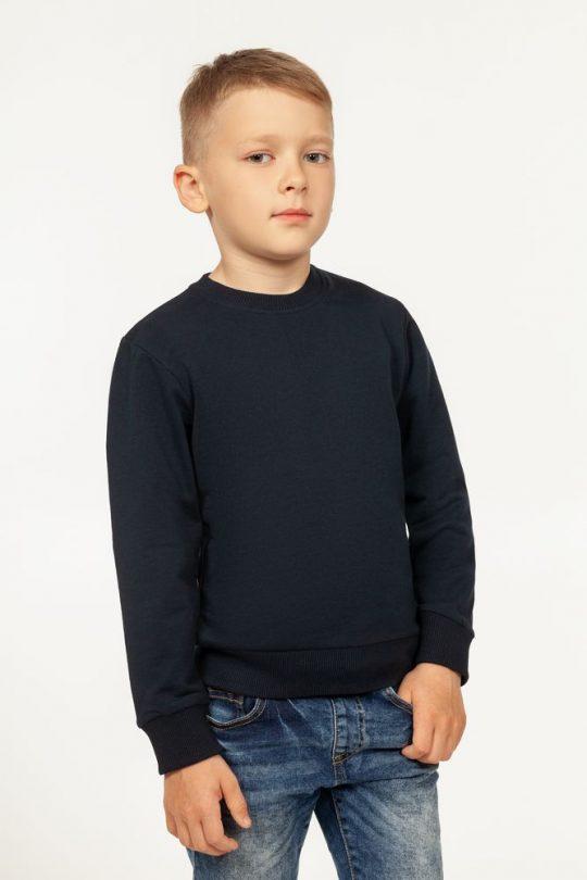 Свитшот Toima Kids темно-синий, 6 лет