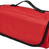 Флисовое одеяло Meadow, красный, арт. 017205803