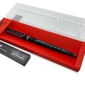 Ручка перьевая 015 joy, Черный/красный клип, 1.1 mm, арт. 017218703