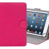 Чехол универсальный для планшета 8 3014, розовый, арт. 017245203